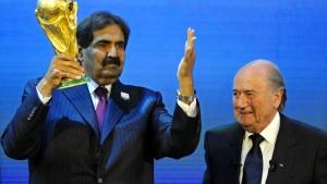 So soll Qatar vor Vergabe der WM bestochen haben