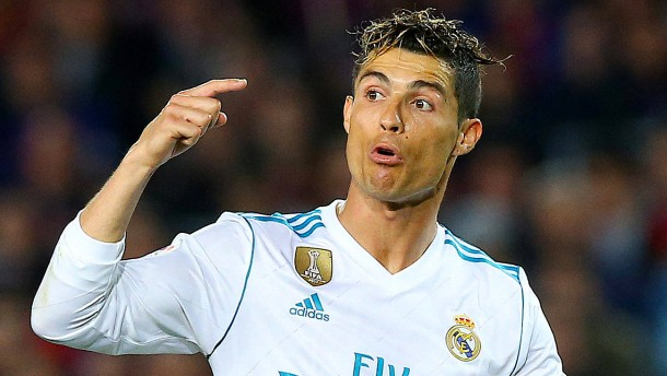 Ronaldo empfindet Vergleich mit Salah als lächerlich