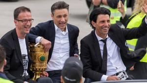 Der richtige Zeitpunkt für Bruno Hübner bei der Eintracht
