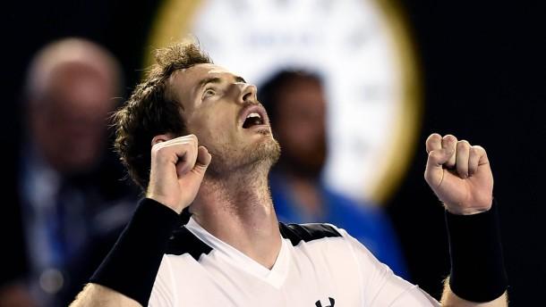 Murray im Halbfinale gegen Raonic
