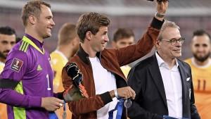 Peter Peters zur Kandidatur als DFB-Präsident bereit