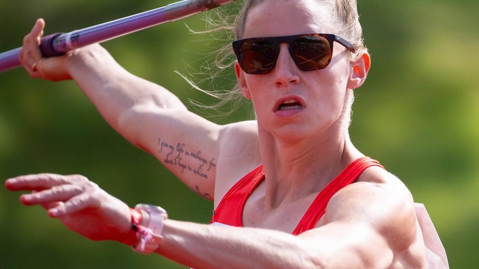 Carolin Schäfer: deutsche Siebenkampf-Meisterin 2020