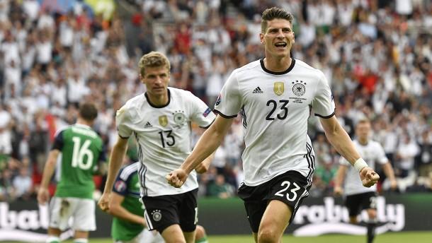 Ein erfrischendes Signal der deutschen Mannschaft