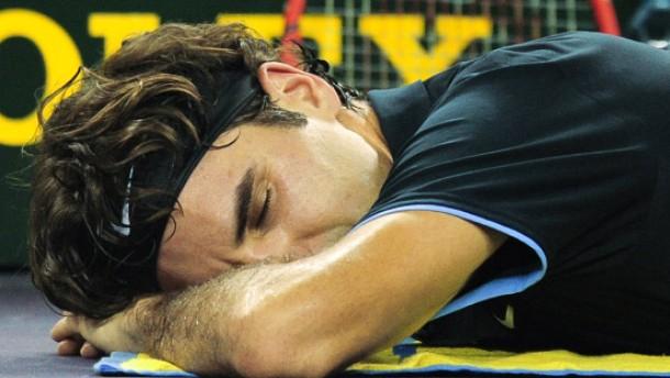 Federer verpasst Halbfinale