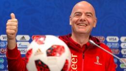 Die Fifa streicht das Wort Korruption einfach
