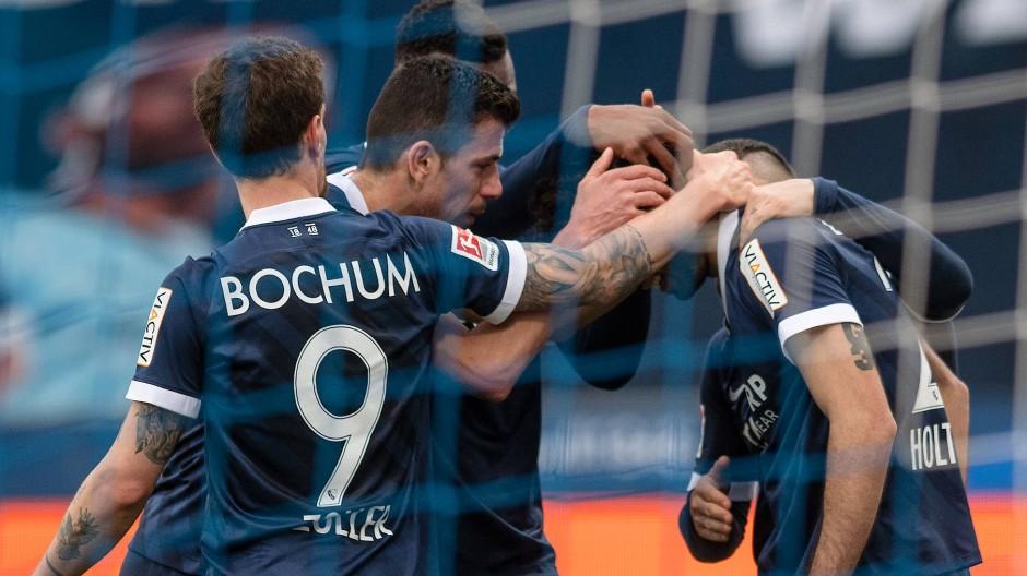Zumindest zwischenzeitlich wieder ganz oben: der VfL Bochum