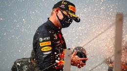 Verstappen sticht Mercedes aus – Vettel verliert Kontrolle