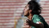 Wegen seiner Kritik an der Verlegung der Copa América nach Brasilien für ein Spiel gesperrt