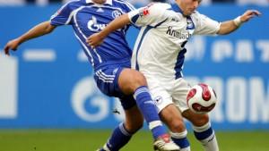 Schalke findet Anschluss nach oben