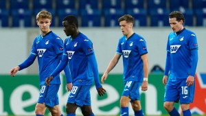 """""""Wahnsinn"""": Hoffenheimer Blamage gegen Molde"""