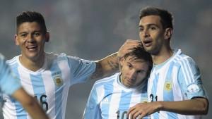 Warum Argentinien Südamerikas Fußball beherrscht