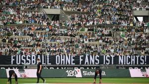 """""""Der Fußball sendet falsche Signale aus"""""""