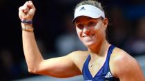 Die nächste, bitte: Angelique Kerber schlägt sich ins Halbfinale durch