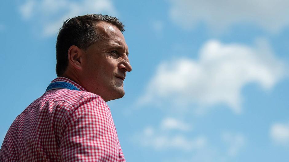 Eine Erklärung zum Abschied: Thomas Sobotzik spricht über seine Beweggründe zum Rücktritt beim Chemnitzer FC.