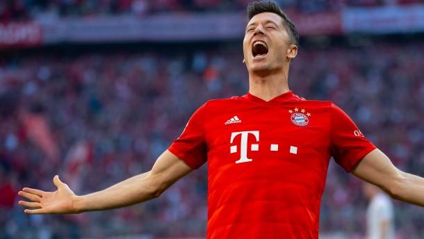 Der FC Bayern jagt noch zwei besondere Rekorde