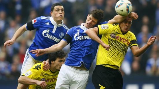 Dortmund rüstet sich für das Derby