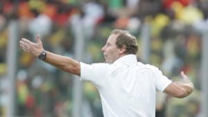 Berti Vogts out of Africa?