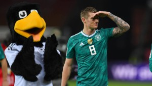 Kroos gibt den Kritiker