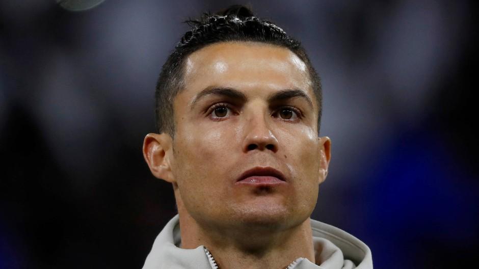 Unterstützt ein Krankenhaus: Cristiano Ronaldo