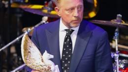 Boris Becker erhält nachträglich Trophäe