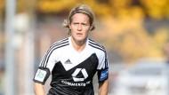 Nur noch bis Saisonende im FFC-Trikot: Saskia Bartusiak hört auf