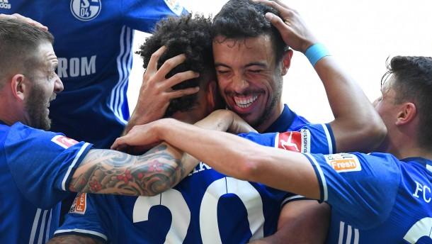Schalke als Nummer zwei in die Champions League
