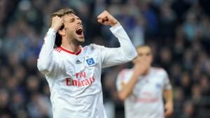 Wolfsburg gegen Fulham - HSV trifft auf Lüttich