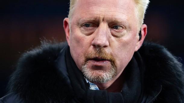 Die zwei Gesichter des Boris Becker