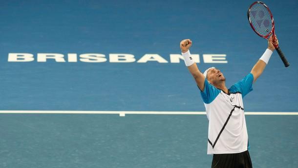 Hewitt gewinnt erstes Turnier seit 2010