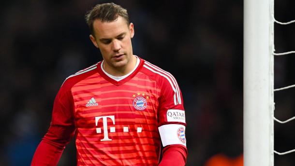 Die Bayern finden ihren Meister in Berlin