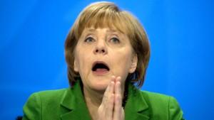 Merkel: Wir wollen die Energiewende