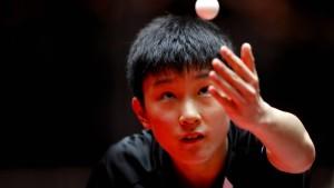 """""""Im Tischtennis hat das Alter nichts zu sagen"""""""