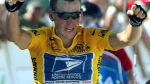 Armstrong ahmt sich selbst nach