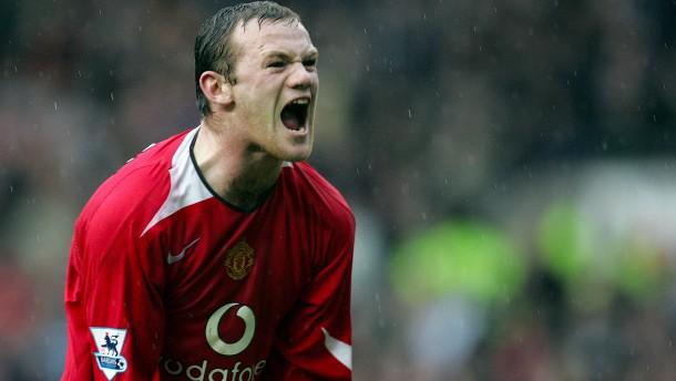 Der gewagte Restart des Wayne Rooney