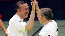 """""""Erdogan rief: Football, football!"""""""