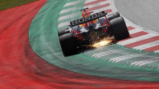 Die Leistungsverdichtung der Formel 1