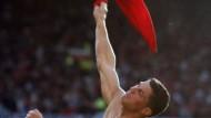 Selbstverliebt beim Beauty-Contest: Cristiano Ronaldo