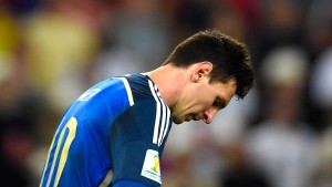 Ganz Argentinien hofft auf Messis Genesung