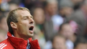 Die erste Lektion für Klinsmann