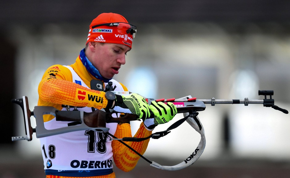 Johannes Kühn Biathlon
