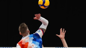 United Volleys besiegen Alpenvolleys