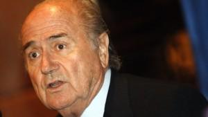 Blatter will Unentschieden abschaffen