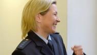 Sieg in München: Claudia Pechstein