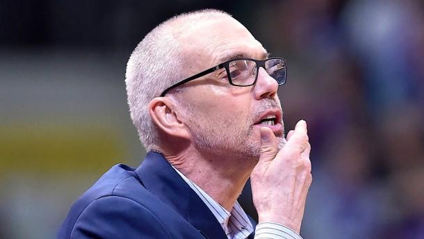 Gordon Herbert neuer Basketball-Bundestrainer