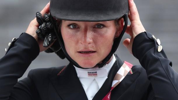 Julia Krajewski gewinnt nächstes Olympia-Gold