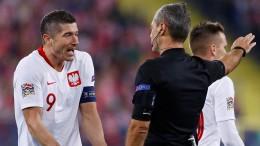Lewandowski schiebt die Schuld an der Krise weiter