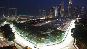Formel 1 jetzt auch in Vietnam in der Stadt