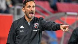 Zweite Bundesliga: FC Ingolstadt trennt sich von Trainer Leitl