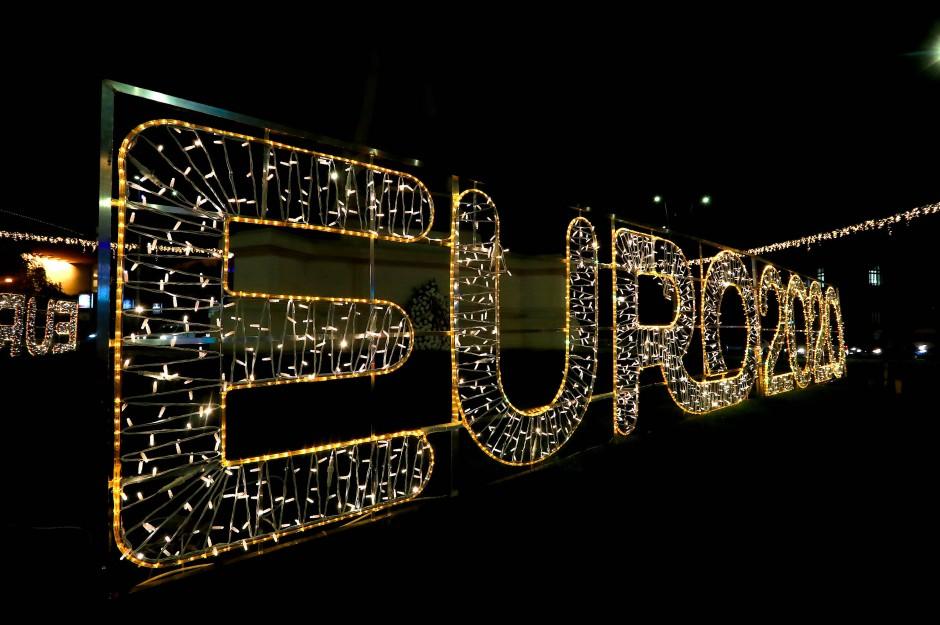 Die in ganz Europa ausgetragene EM könnte zu einem Problem für die Uefa werden.