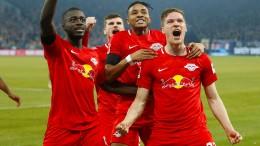 Leipzig fertigt Schalke ab